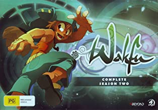 Wakfu Complete Season 2 Wakfu - Season Two 26 Episodes NON-USA FORMAT, PAL, Reg.0 Australia