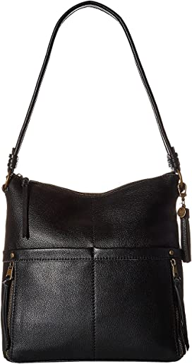 9e0b85da8fc7 The Sak Alameda Leather Satchel at Zappos.com