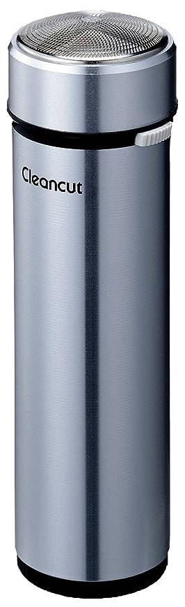 レパートリー付録更新するIZUMI Cleancut 回転式シェーバー IZD-210 シルバー