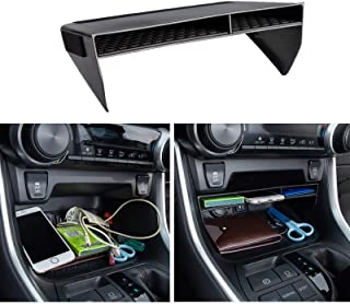 سازمان کنسول مرکز JDMCAR سازگار با RAV4 2021 2020 2019 ، ABS Material Insert Tray Gear Shift Secondary Storage Box - Design Upgraded