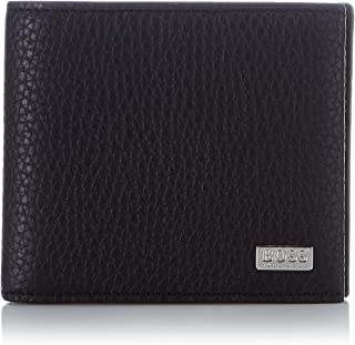 Crosstown Leather Black Wallet
