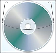 Adhesive CD | DVD Sleeve - Box of 1000