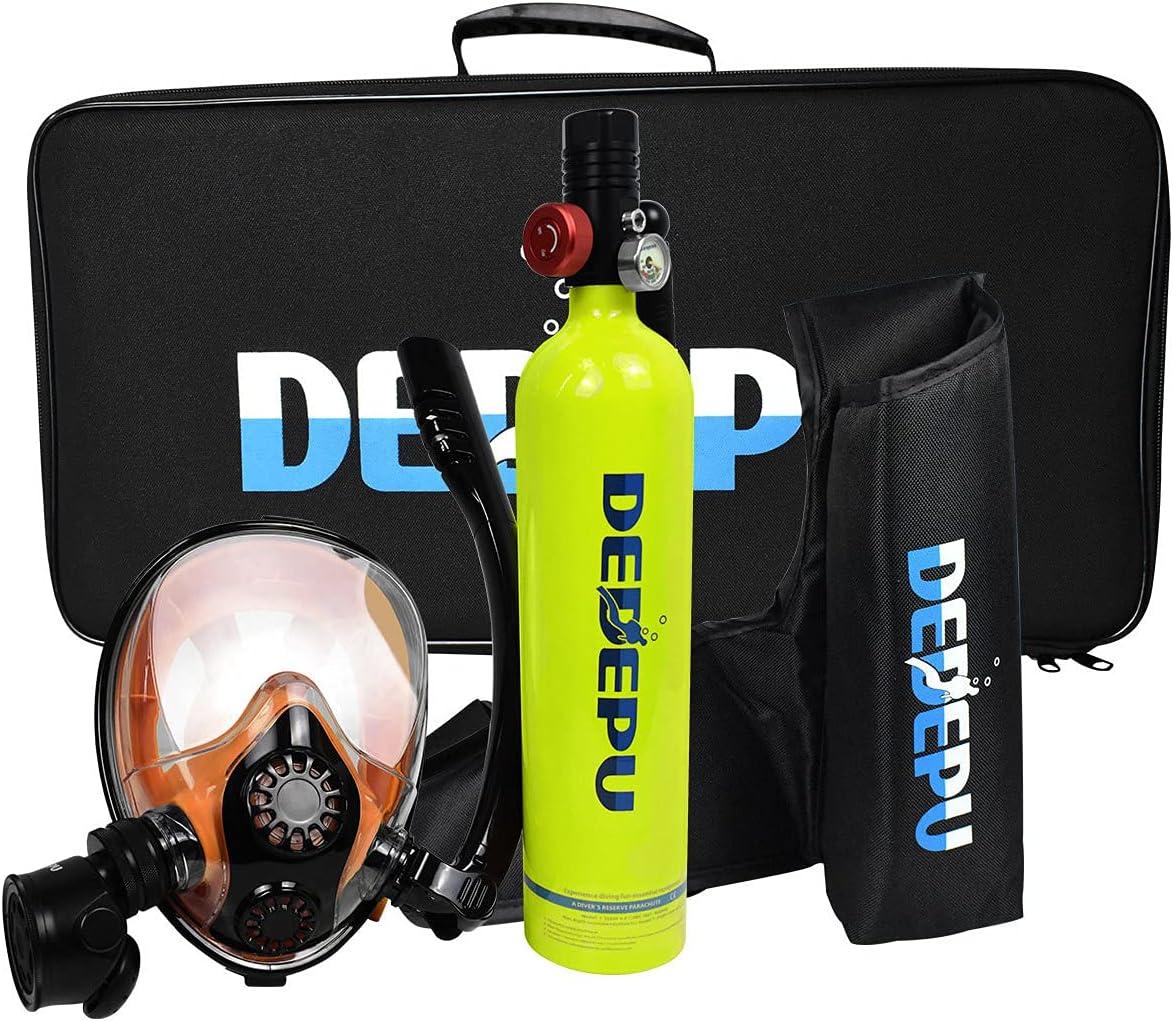 Very popular 1L Mini Scuba Tank trust Dive Snorkeling Oxygen Cylinde Cylinder