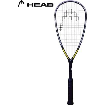 HEAD i110 - Raqueta de squash (paquete de opciones)