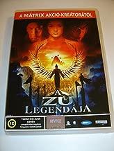 A Zu legendája (2001) Zu Warriors / The Legend of Zu / Shu Shan Zhuan 蜀山傳 / ENGLISH and HUNGARIAN Audio / Hungarian Subtitles [European DVD Region 2 PAL]