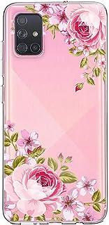 Oihxse Cristal Funda para Samsung Galaxy J710 Transparente Suave TPU Flores Girasoles Amarillos Dibujo Diseño Serie Carcasa Flexible Bumper Anti-Choque Anti-Arañazos Protector (D8)