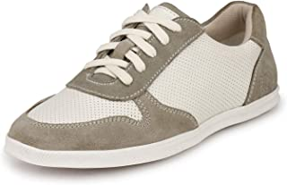 Alberto Torresi Suede EKRU+Sofa SYS Sneakers