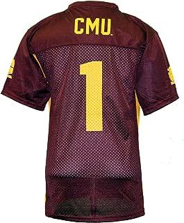 Best central michigan university football jersey Reviews