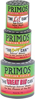 Primos Hunting 713 Deer Call, The Can Family Pack