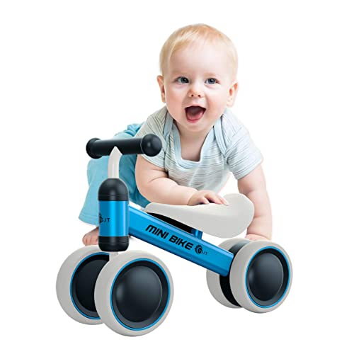 YGJT Baby Balance Bike Bicycle Walker Toys For 1Year Old Boys Girls 10 Months