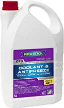 RAVENOL J4D2001-1 OTC C12+ Coolant Antifreeze Premix (G12 Plus) (5 Liter)