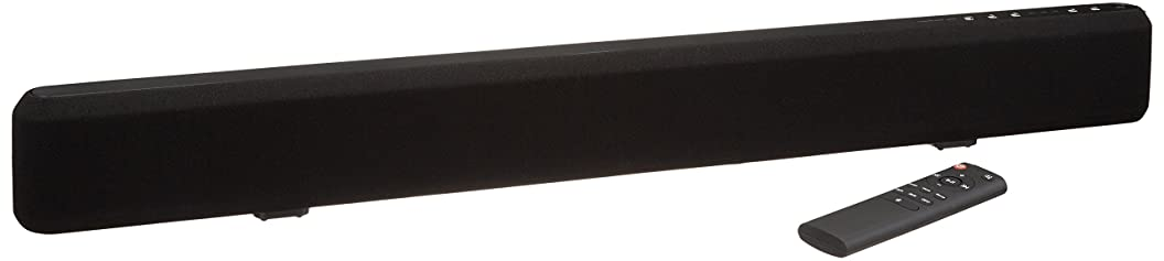 AmazonBasics 2.1 Channel Bluetooth Sound Bar with Built-In Subwoofer mxxrnphltxl72