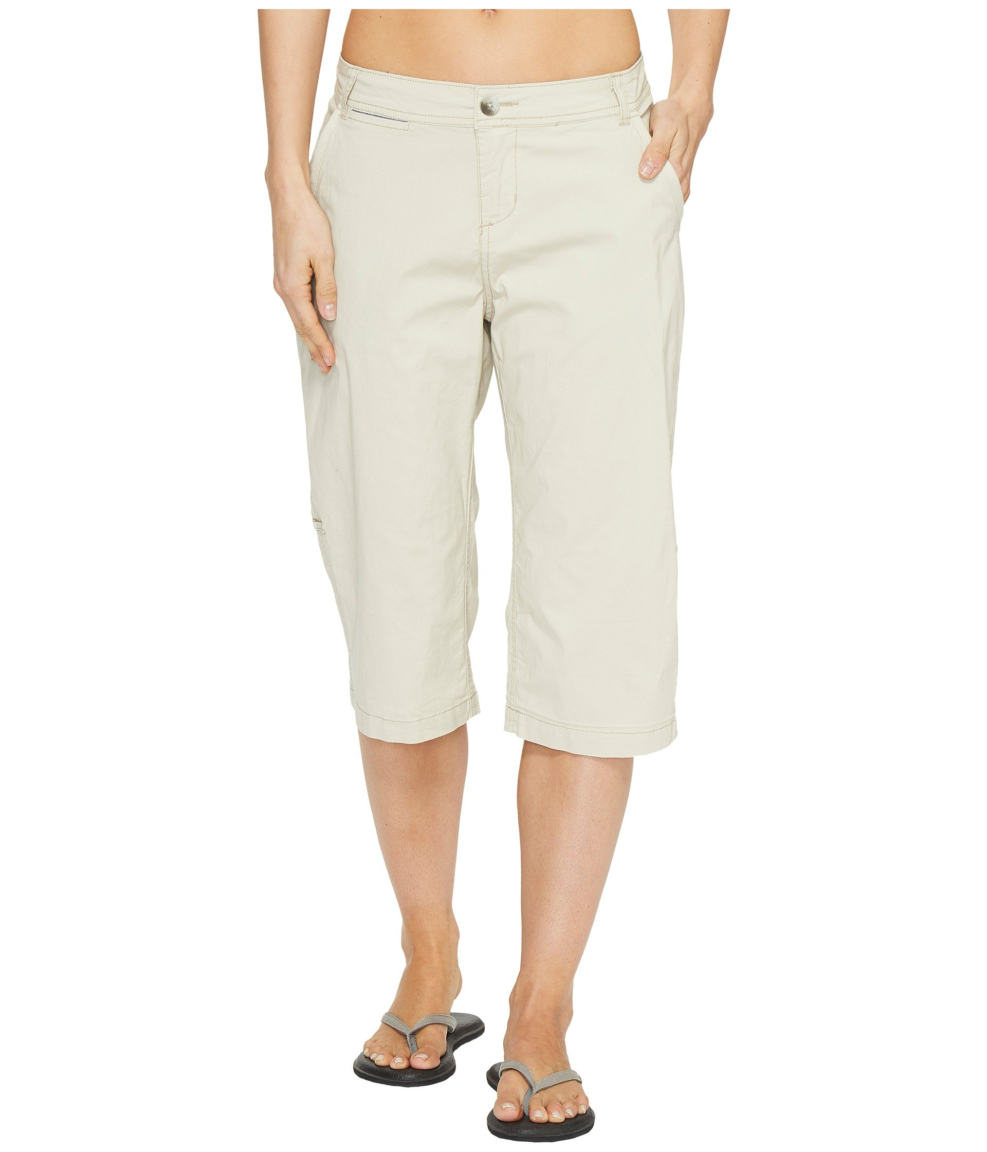 Pantalón para Mujer Woolrich Vista Point Eco Rich Convertible Knee Pants  + Woolrich en VeoyCompro.net
