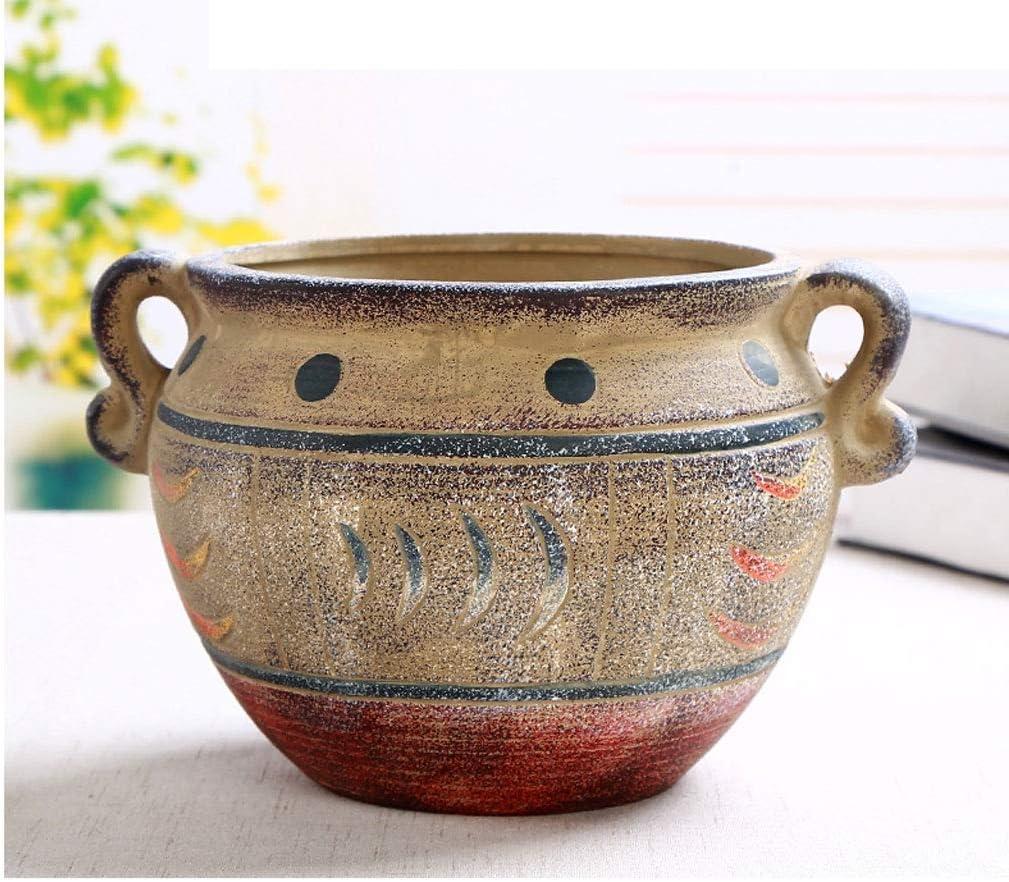 Flower Pots Hand-Painted Succulent Max 59% OFF Max 43% OFF Creati Pot