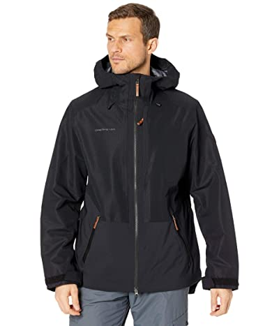 Obermeyer Chandler Shell Jacket (Black) Men