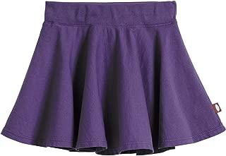City Threads Girls' 100% Cotton Twirly Skirt Skater Circle Skirt School or Play
