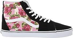 (Romantic Floral) Multi/True White