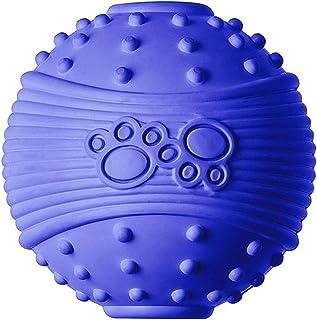 Acessório Bola De Borracha Sanremo Para Cães, Azul