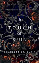 A Touch of Ruin (Hades X Persephone)