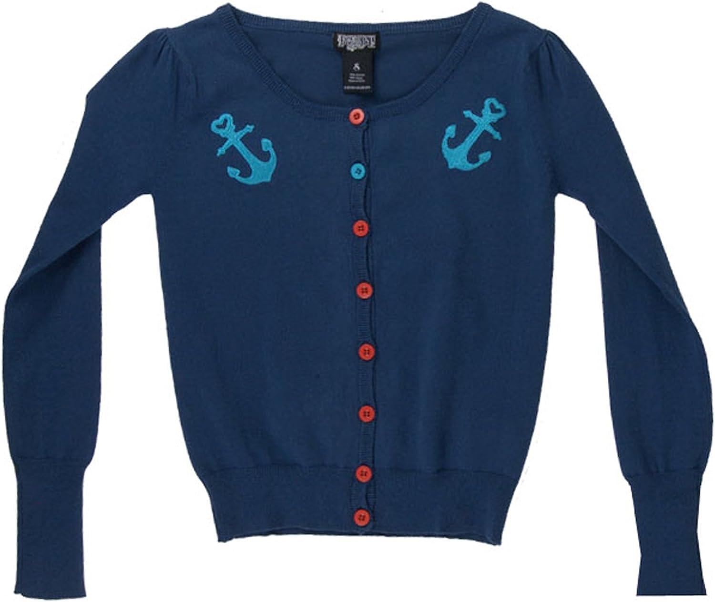 Iron Fist Scuba Set Your Sails Cardigan Top