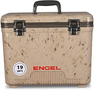ENGEL Cooler/Dry Box 19 Qt – White