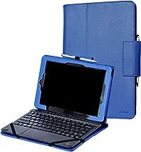 i-unik CASE for RCA 10 Viking Pro 10.1 & Compatible RCA 10 Viking II Tablet PC [NOT FIT 2019 Model] - (Blue)
