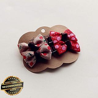 Gatton Premium New Cute 4Pcs/set Kids Baby Girl Hair Clip Bow Knot Hairclip Hairpin