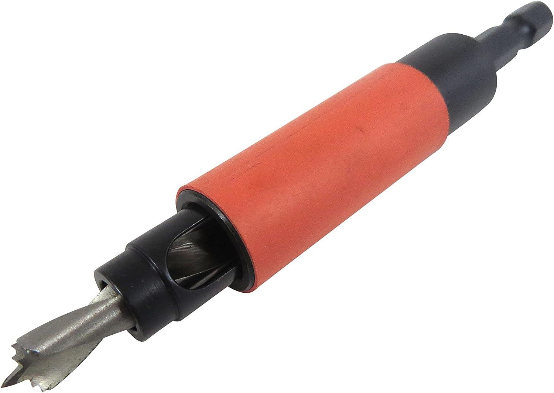 Taytools 203605 1 Max 88% Cheap OFF 4 Inch Shelf Pin Spring Bit Drill Loaded H Jig