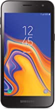 Net10 Samsung Galaxy J2 4G LTE Prepaid Smartphone (Locked) – Black – 16GB..