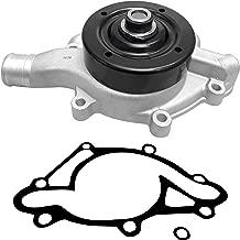 BOXI Water Pump w/Gasket For 1995-1997 Dodge B1500/B2500/B3500, 1993-2003 Dodge Dakota, 1994-2003 Dodge Ram 1500/2500/3500, 1993-1998 Jeep Grand Cherokee 3.9L V6, 5.2L 5.9L V8 43034 53020135