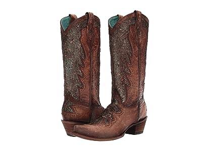 Corral Boots C3469 (Sky Blue) Women