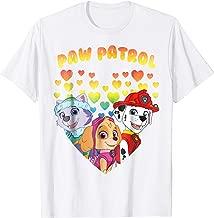 PAW Patrol Hearts Group T-Shirt