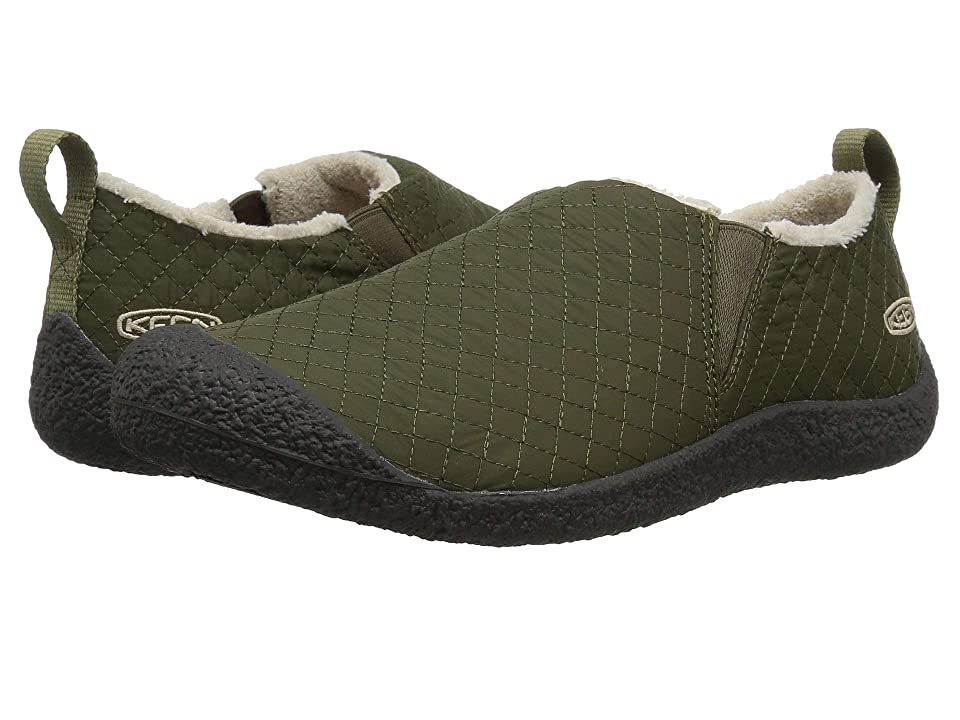 Keen Howser III Quilted (Martini Olive) Women