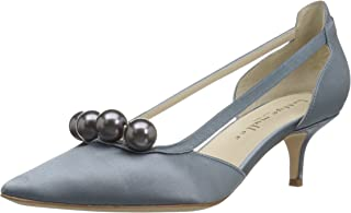 Bettye Muller Womens 1Y17F010W Audrey/Sa Grey Size: