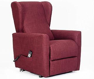 Amazon.es: sillon relax reclinable tela
