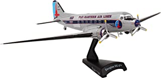 Daron Postage Stamp Eastern DC-3 1/144, Silver