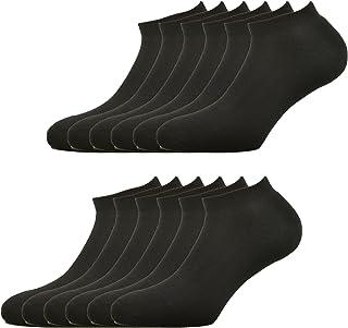 12 pares de mini calcetines de algodón de rizo elástico modelo pariscarpa