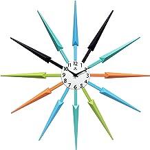 ساعة حائط سيليست متعددة الألوان من شركة انفينيتي انسترومينتس