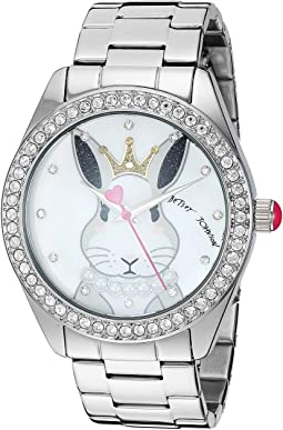 BJ00048-276 - Bunny Rabbit Motif Dial Watch