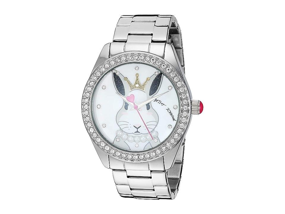 Betsey Johnson - Betsey Johnson BJ00048-276 - Bunny Rabbit Motif Dial Watch