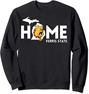 Ferris State Bulldogs Home State Sweatshirt - Apparel