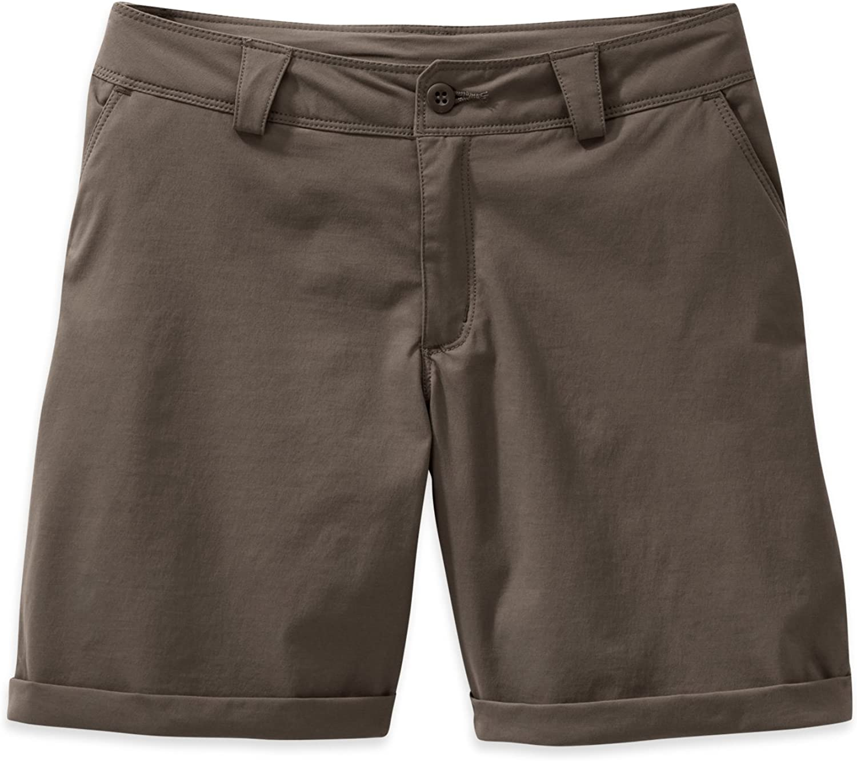 2021 Outdoor Over item handling Research Women's Metro Equinox Shorts