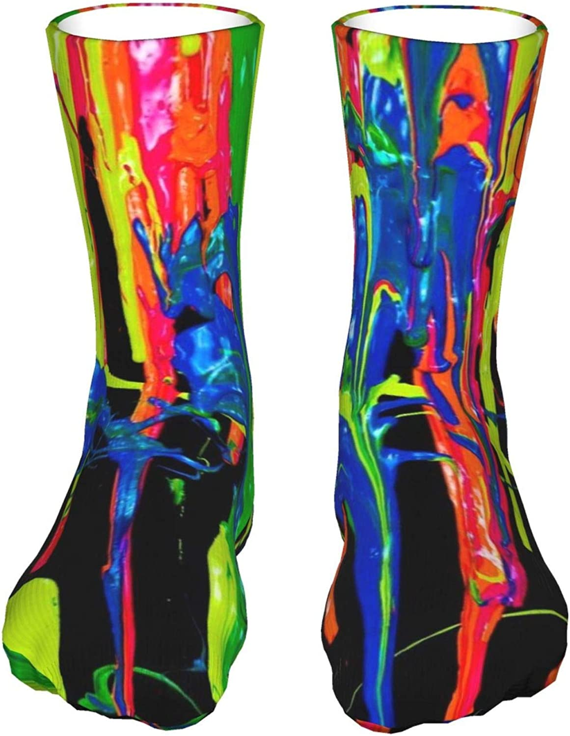 Store Paint Splatter At It'S Finestteen'S Soft Sockings Breathab Boy'S Max 66% OFF