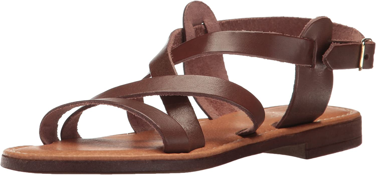 Bos. & Co. Womens Ionna Gladiator Sandal