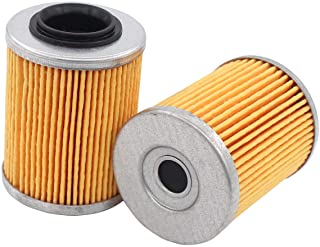 MOTOKU Pack of 2 Engine Oil Filter for CF-Moto Cforce Zforce Uforce 400 500 800 1000cc