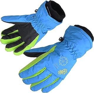 Kids Winter Snow Ski Gloves Children Snowboard Gloves for Boys Girls