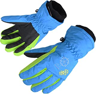Kids Winter Snow Ski Gloves Children Snowboard Gloves for Boys Girls