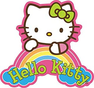 Licenses Products Hello Kitty Dream Rainbow Sticker