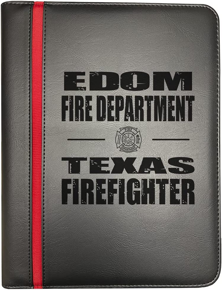 Compatible with Edom Texas Low price Fire Thin Departments Red Direct sale of manufacturer Firefighter