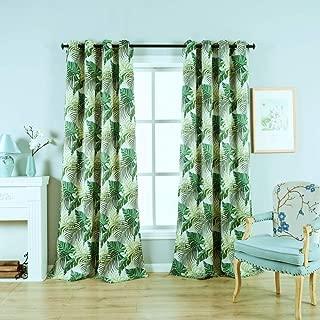Best muslin kitchen curtains Reviews